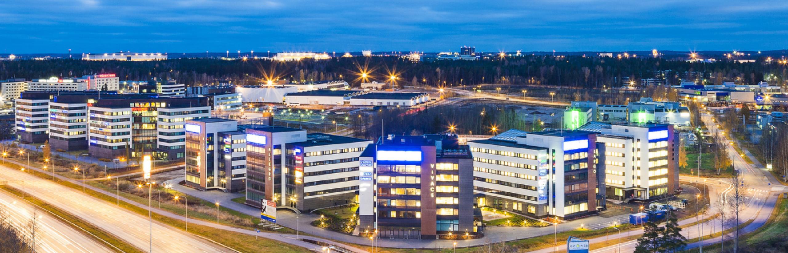 Kehittyvä Aviapolis yhdistää työn, asumisen ja palvelut